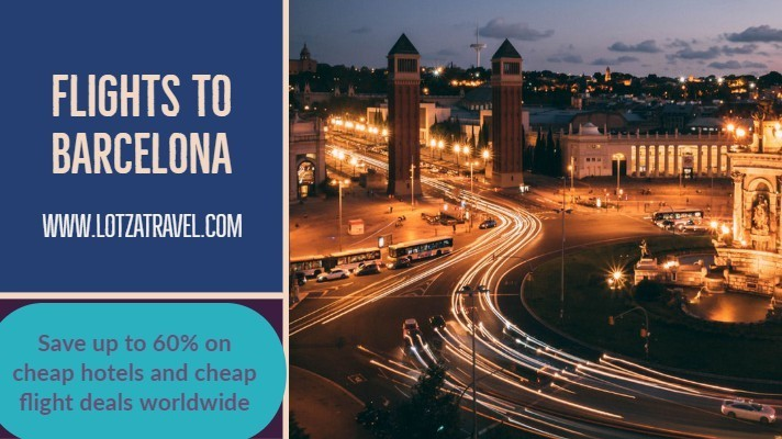 You are currently viewing Best Cheap Tickets to Barcelona