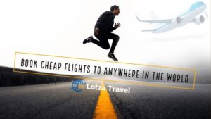 Read more about the article How to Book the Cheapest Flight Possible to Anywhere